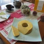 フジセイグループ『青森和栗の米粉仕立てしっとりバウム』