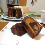焼き菓子屋 aco's『チョコマーブルクグロフ』