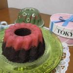 モロゾフグラン『TOKYOクグロフ いちごショコラ』