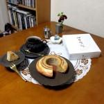 西洋菓子倶楽部『バウムッシュ』『バウマダム』『水仙菓』