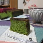 フランス菓子 グランクール『カテキンケーキ』