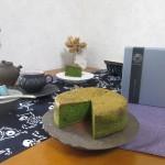茶匠鑑定 茶の環『純濃抹茶ガトーショコラ 新月』『抹茶もみじ饅頭』