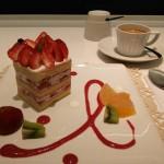 佛蘭西菓子 御影高杉 Kitte Granche店『苺のショートケーキ』