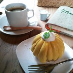 HATTIFNATT『かぼちゃくん家のモンブラン』『ぜいたく生チョコ焼き』