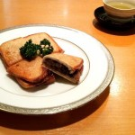 天のや『小倉トースト』