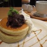 PANCAKE CAFE OHANA『宇治金時パンケーキ』
