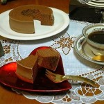 ショコラティエ パレ ド オール『バウムクーヘン 黒カカオ』