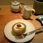 お茶とお菓子 まやんち『蒲田モダンロール』
