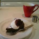 TiSSUE『ガトー茶』『かぼちゃのケーキ』『チョコレートパフェ』
