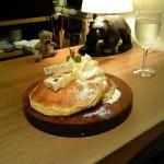 椿サロンsapporo『チーズたっぷり 北海道ホットケーキ』『とうもろこしのパフェ』『長いもパフェ』