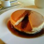 万惣フルーツパーラー『ホットケーキ』