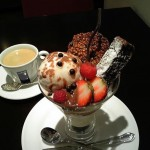 ケーキブティック ピータース『ショコラドリーム』『蒸し栗のパリパリモンブラン』