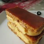 フランス菓子 ラ・ブティック・ジョンヌ『ミルフィーユ』『モンブラン』