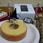パティスリー ソルシエ『魔女のバームクーヘン』『和栗バームクーヘン』