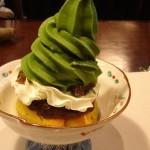 武蔵野茶房『おいものパフェ』