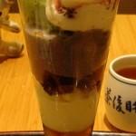 茶寮 都路里 東京汐留店『秋日和』