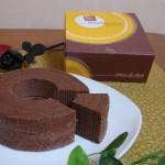 フランス菓子工房 ラ・ファミーユ『ショコラバウムクーヘン』