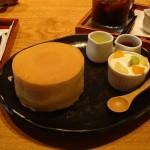 カフェサロン ソンジン『ホットケーキ』