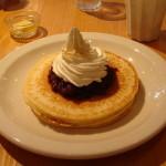 豆乳パンケーキ はちみつ『小倉あんクリーム』『はちみつバター』