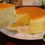 メルヘン日進堂『森のチーズケーキ』
