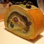 パティスリー SATSUKI『スーパー江戸ロール』『スーパーメロンショートケーキ』