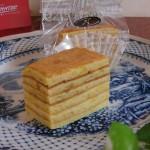 ウィーン菓子 ナッシュカッツェ『バウムシュニッテ』『ザッハトルテ』