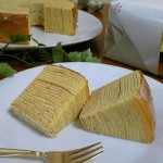 フランス菓子 サロン・ド・テ ローザンヌ『バウムクーヘン』