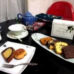 パティスリー ショコラトリー シャンドワゾーの焼き菓子