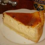 cafe GOTO『ベイクドチーズケーキ』
