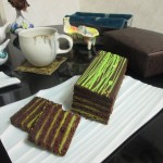 ショコラ ベルアメール『ガトーミルフィーユ抹茶』