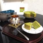 牛島製茶『八女伝統本玉露バームクーヘン』