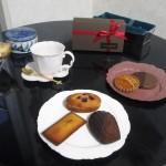 アシッドラシーヌの焼き菓子