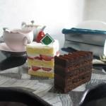パティスリー ビガロー『ガトー フレーズ』『トリュッフ ケーキ』