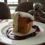 CAFE MEURSAULT『かぼちゃのパイ』