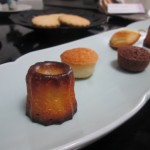 コム パリの焼き菓子