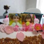 パティスリー モンシェール『おひなまつりロール』と焼き菓子