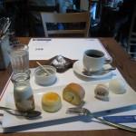 kiri cafe(Royal Garden Cafe 青山)『es koyama プレート「kiri No.5」』