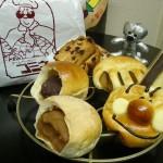 パン工房 こみねベーカリーのパン