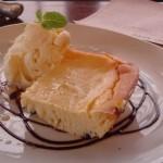 RAIN ON THE ROOF『ラムカレンズのベイクドチーズ』