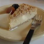 a Piece of Cake『オーガニックメープルシュガーチーズケーキ』