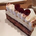 リムヴェール・パティスリー・カフェ『フォレノワール』『ヴァイオレット』と焼き菓子