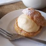 cafe otonova『シュークリーム』