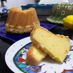 おやつのう~お『はちみつレモンケーキ』