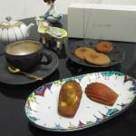 リベルターブルの焼き菓子