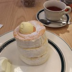 Cafe gram『プレミアムパンケーキ』