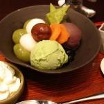 木花-konohana-『お茶づくし 木花 特製あんみつ』