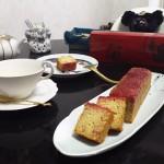 パティスリー ラヴィルリエ『ケーク・ルージュ』と焼き菓子