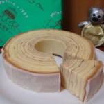 三木製菓『バームクーヘン』