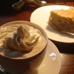 ラドリオ『ウィンナーコーヒー+さつまいものケーキ』