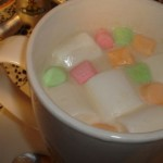 cafe ユイット『マシュマロロイヤルミルクティー』